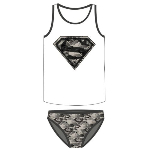 Superman Pants and Vest Set