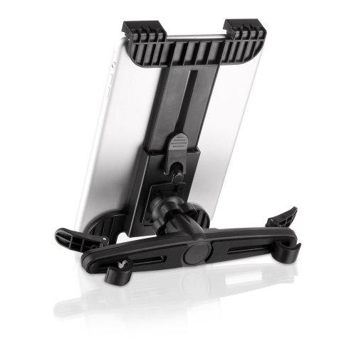 SPEEDLINK Portus In-car Headrest Mount for 7 to 11-inch Devices, Black