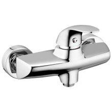 Fala Wall-Mounted Shower Tap Tarragona Brass 75743