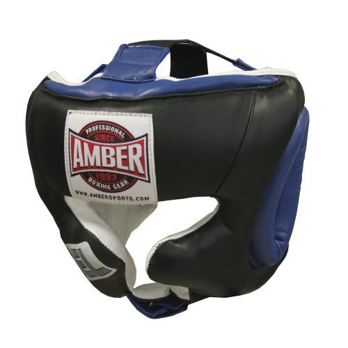 Amber Gel Traditional Training Headgear Small