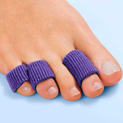 Gel Toe Protector (2 Strips)