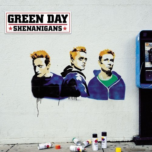 Green Day - Shenanigans [CD]