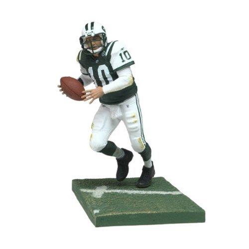 McFarlane NFL Series 7 Chad Pennington New York Jets green jersey variation figure