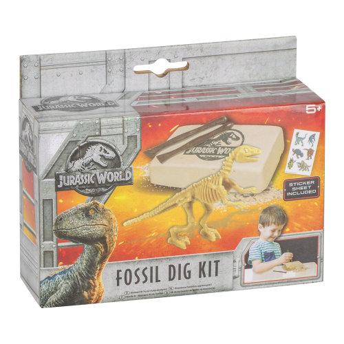 Jurassic World: Fallen Kingdom Fossil Dig | Dinosaur Fossil Dig Kit