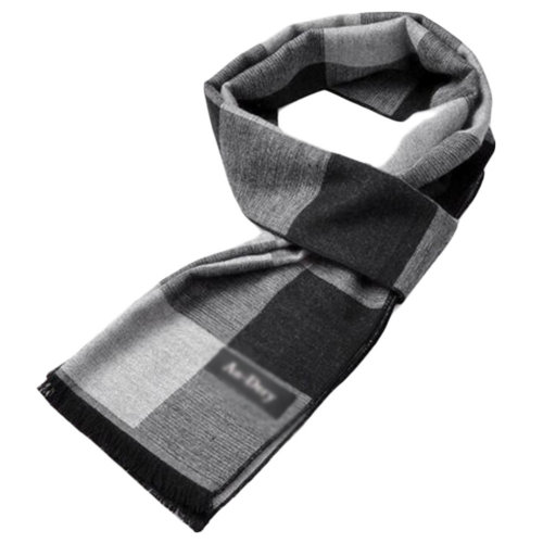 England Style Man Scarf Decent Fashion Business Scarves Gift -A06
