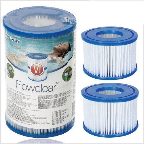 Bestway Lay Z Spa Filter. Type VI. Genuine Filters