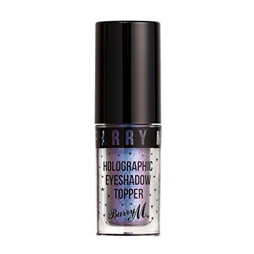 Barry M Luna Holographic Eyeshadow Topper (Purple)