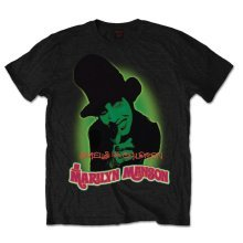 Large Adult's Marilyn Manson T-shirt