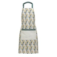 100% Cotton Fern Apron