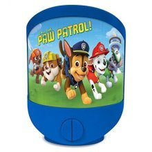 Paw Patrol Lenticular Night Light, Plastic, Multi - Light Kids Boys Function -  paw patrol lenticular night light kids boys multi function