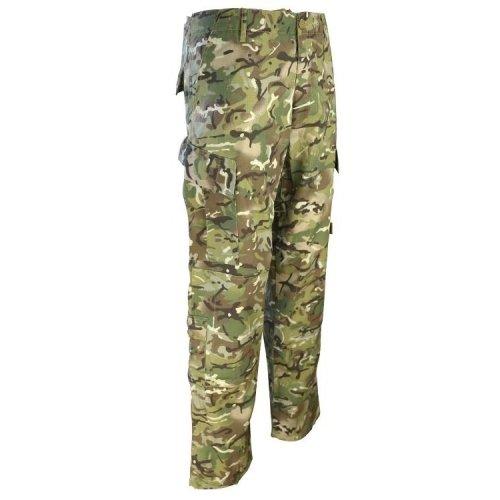 "Kombat Assault Trousers ACU Style BTP MTP 42"" Extra Large"