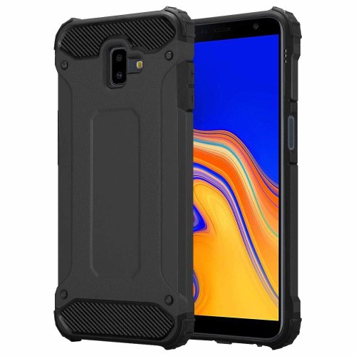 For Galaxy J6 Plus Armor Shockproof Case Cover
