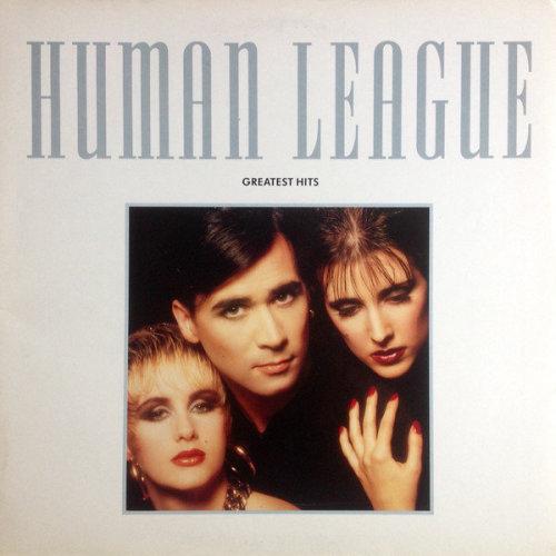 Greatest Hits [Audio Cassette] Human League