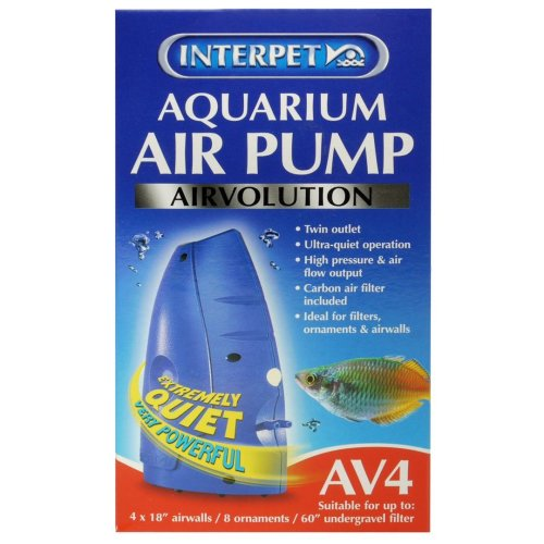 Aquarium Air Pump Air Volution Av4