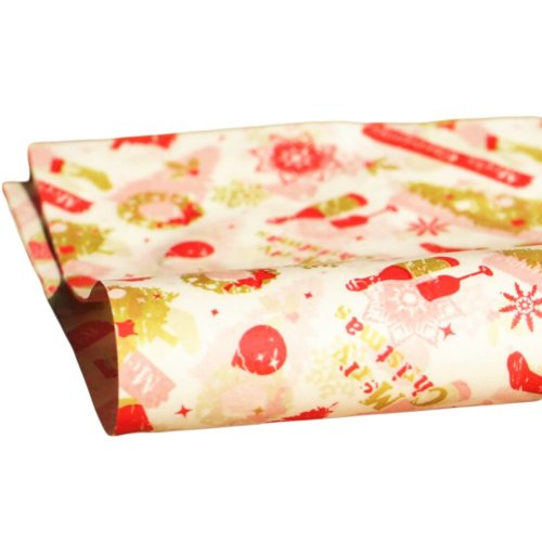 5 Pcs Creative Beautiful Wax Paper Greaseproof Baking Paper-05