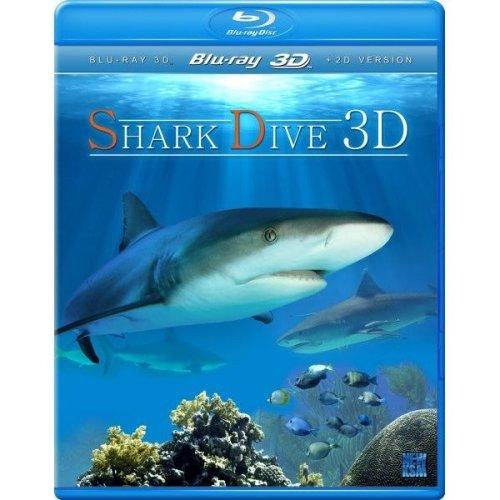 Shark Dive 3d (includes 2d Version)