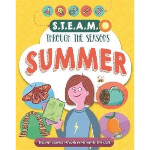 STEAM through the seasons: Summer