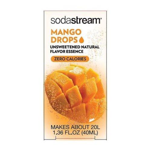 Soda Stream 6502926 1.36 oz Sodastream Mango Sparkling Water Mix, Assorted