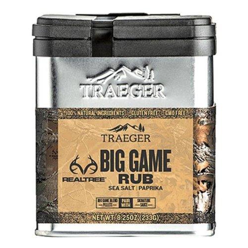 Traeger Pellet Grills 238594 8.25 oz RealTree Game Rub