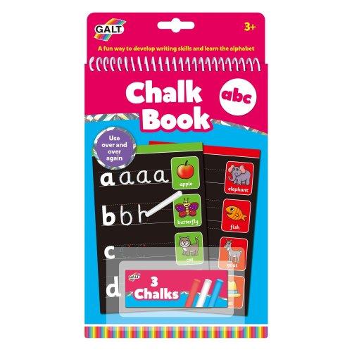 Galt Toys Chalk Abc, Alphabet Book for Children