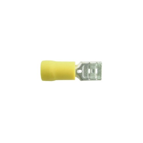 Wiring Connectors - Yellow - Female Slide-On 250 - Pack of 25