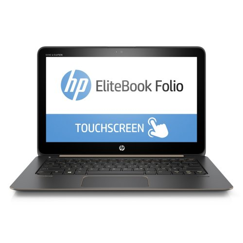 """HP EliteBook Folio 1020 G1 Bang & Olufsen Limited Edition 1.2GHz M-5Y71 12.5"""" 2560 x 1440pixels Touchscreen Silver Notebook"""
