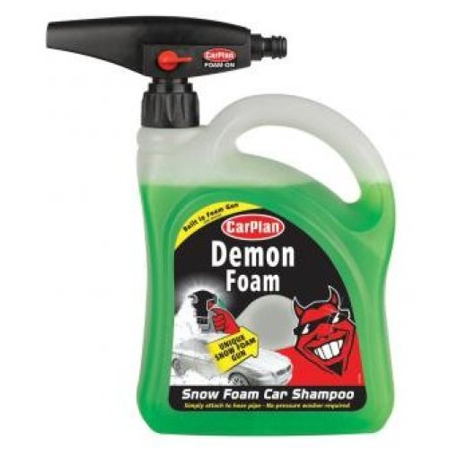 CarPlan Demon Foam with Snow Foam Gun