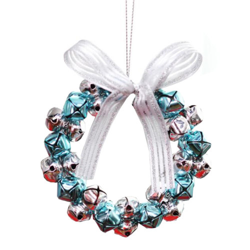 Christmas Wreath Decoration Hanging Wreath Holiday Ornaments