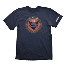 Mafia III Hangar 13 T-Shirt XL Size - Blue (GAYA-GE6059XL)