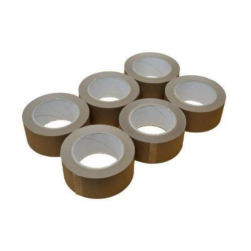 "1 x Roll Buff Brown Packing Tape 48mm x 40m x 3"" Core"