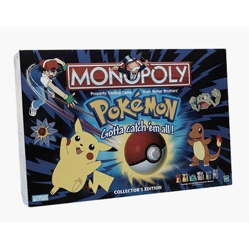 Pokemon Monopoly Collector's Edition