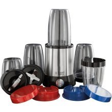 Russell Hobbs Nutri Boost Blender 700 W With 3 x 750 ml Cups - Silver (23180)
