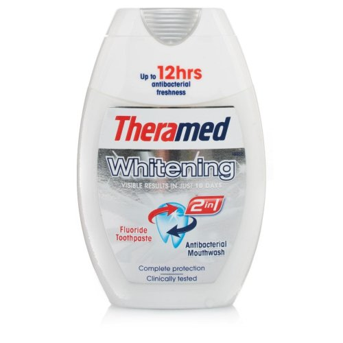 Theramed 2 In 1 Whitening 75ml