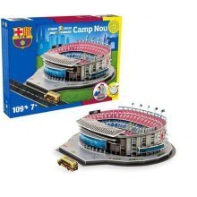 Nanostad 3D Puzzle - Camp Nou, Barcelona