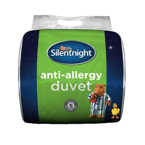 Silentnight Anti-Allergy Duvet, 13.5 Tog - Single