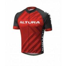 Altura Sportive 97 Long Sleeve Jersey 2017: Red/black XL - Redblack 2017 -  altura redblack 2017 sportive 97 long sleeved mtb jersey