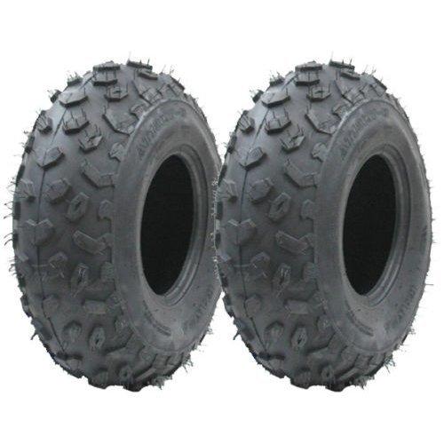 19x7.00-8 Quad ATV tyre Wanda E marked road legal quad tyres set of 2