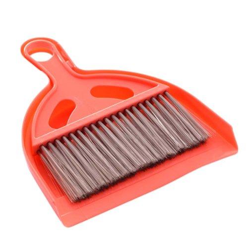 Cute Creative Mini Desktop Sweep Cleaning Brush Small Brooms&Dustpan