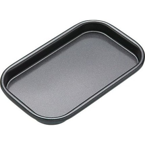 16.5cm x 10cm Master Class Non-stick Baking Tray - Nonstick Small 165 4 10cm -  x baking tray master class nonstick small 165 4 10 cm