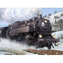 Tru00217 - Trumpeter 1:35 - Dampflokomotive Br86