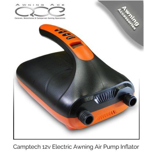 Camptech 12v DC Electric Awning Air Pump (upto 20psi)