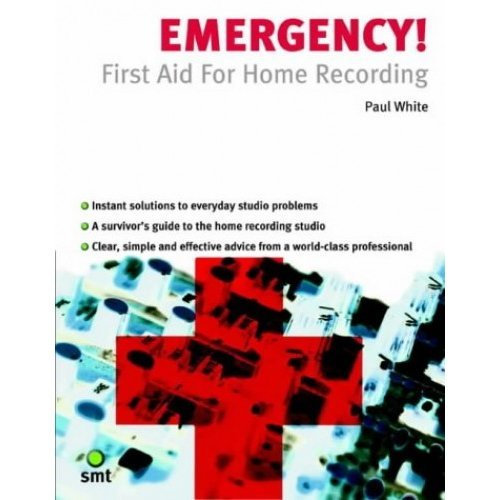 Emergency] First Aid For Home Recording