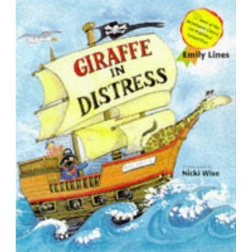 Giraffe in Distress (Get published)