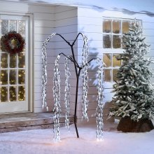 Christmas Willow Tree | Indoor & Outdoor LED Tree