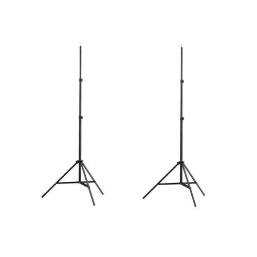 vidaXL Light Stands 2 pcs Height 78-210 cm