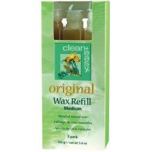 C+E Original Wax Refills, Medium Leg