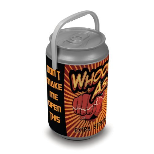 Oniva A Picnic Time Brand Mega Insulated Can Cooler Whoop Ass