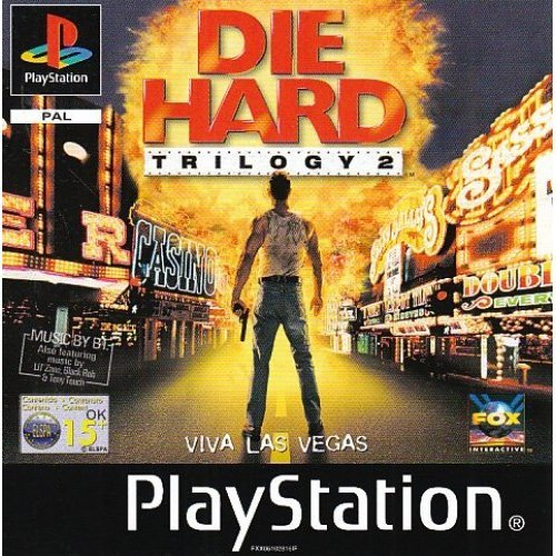 Die Hard Trilogy 2: Viva Las Vegas (PS)