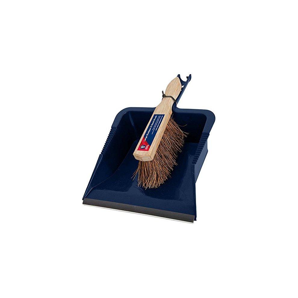 Kamino-Flam 330156 Dustpan Set Hand Brush