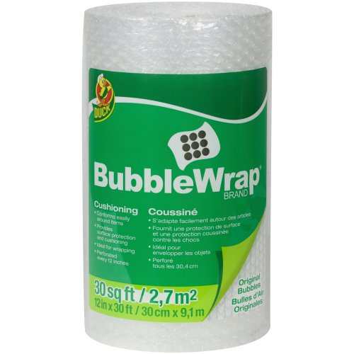 "Duck Bubble Wrap 12""X30""-"